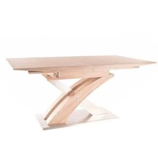 Jedálenský stôl dub sonoma BONET