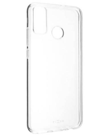 Kryt na mobil Fixed Skin na Honor 9X Lite priehľadný