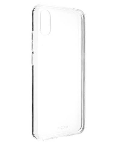 Kryt na mobil Fixed na Xiaomi Redmi 9A priehľadný
