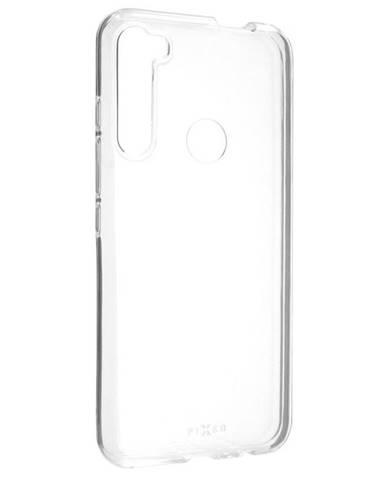 Kryt na mobil Fixed Skin na Motorola One Fusion+ priehľadný