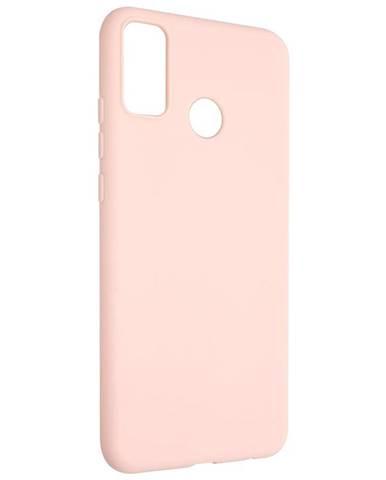 Kryt na mobil Fixed Story na Honor 9X Lite ružový