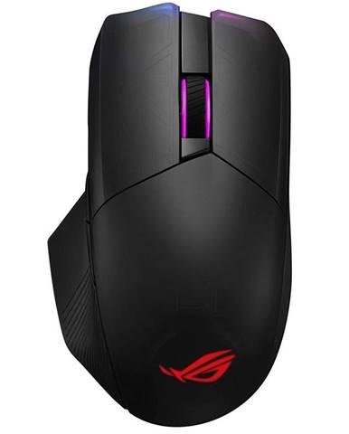 Myš  Asus ROG Chakram čierna