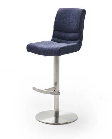 Barová stolička SADIE modrá