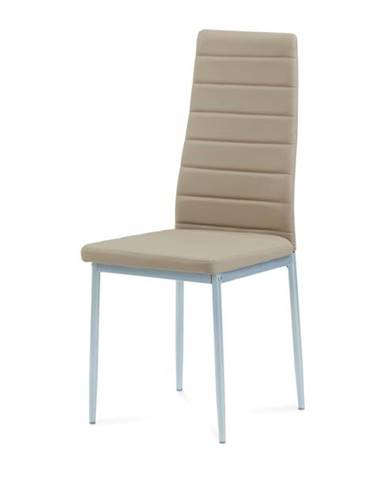 Jedálenská stolička FATIMA svetlohnedá