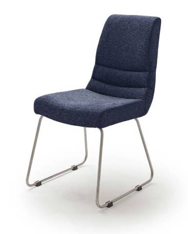 Jedálenská stolička SADIE 1 modrá