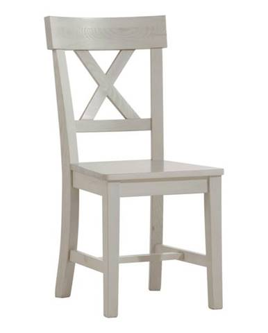 Jedálenská stolička MONACO borovica biela