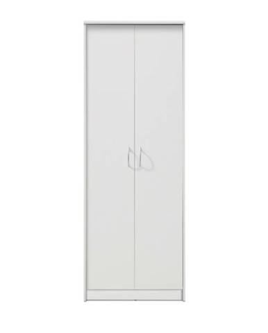 Skriňa OPTIMUS 70-002 biela