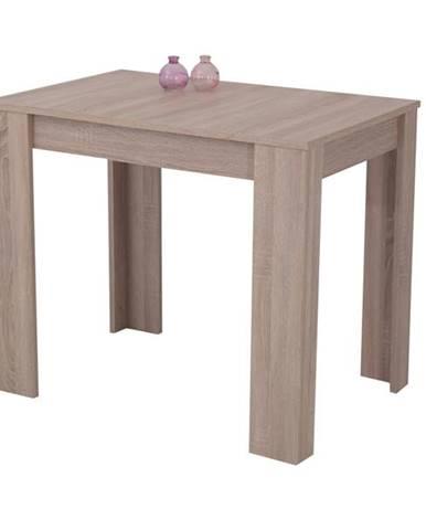 Jedálenský stôl EVA dub sonoma