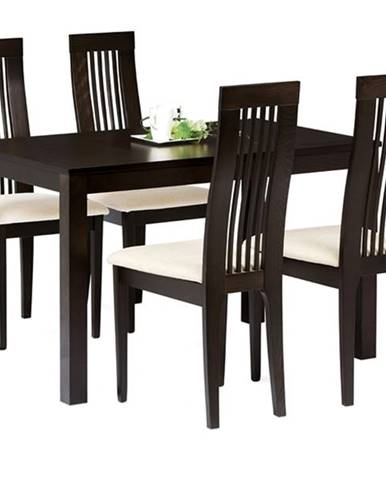 Jedálenský stôl HARRY orech