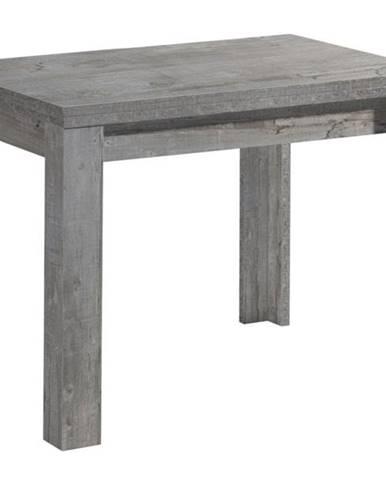 Jedálenský stôl ZIP/110 sivá