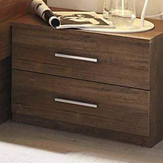 Nočný stolík ISOTTA SON dub stirling