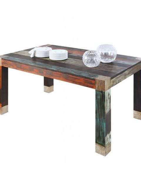 Sconto Jedálenský stôl GOA mangovník/akácia