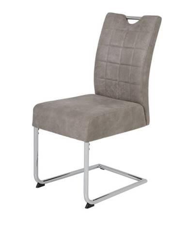 Jedálenská stolička DENISE S vintage béžová