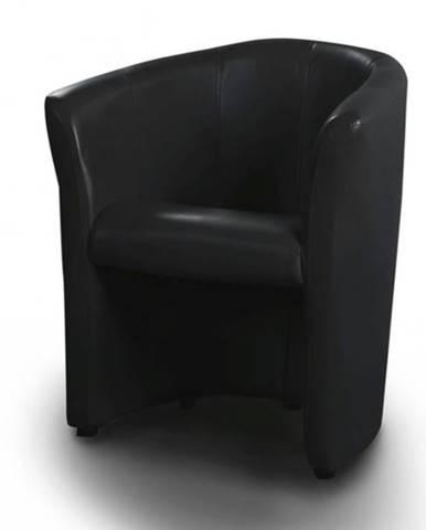 Klubové kreslo NOOBIS čierna