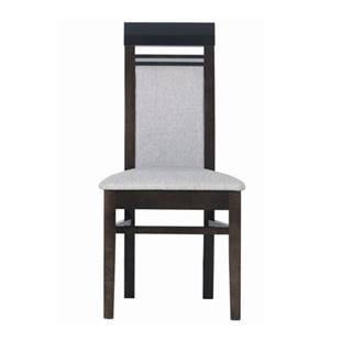 Jedálenská stolička MALLORCA FR13 orech tmavý/dub miláno